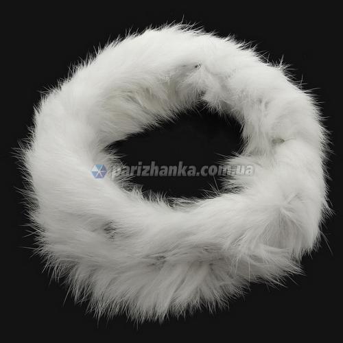 Повязка для волос (натуральный мех)