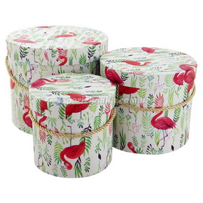 Коробочки для подарков 3шт.