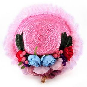 Шляпка детская Ø26см