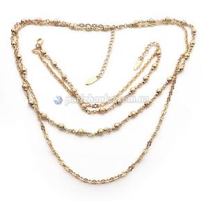 Набор: цепочка, браслет (Xuping)