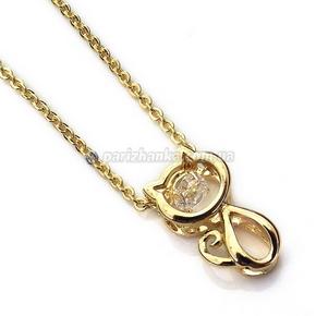 Набор: цепочка с кулоном (Xuping)