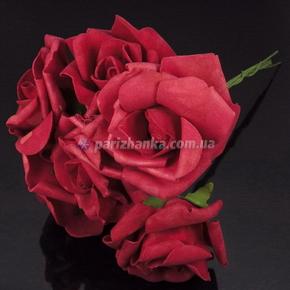 Букет из 6 роз (латекс)