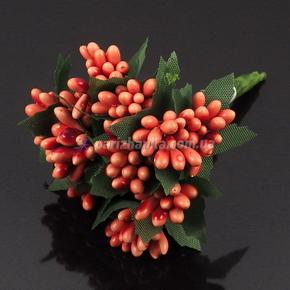 Декоративный букет из 12 цветков
