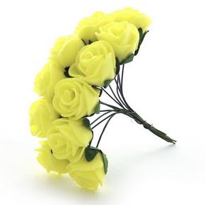 Букеты (роза латекс) 12бук.уп.