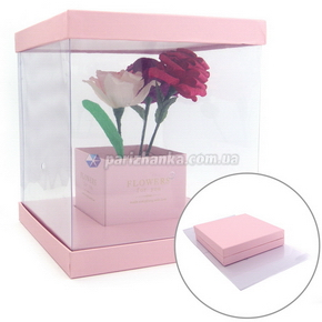 Коробочка для цветов